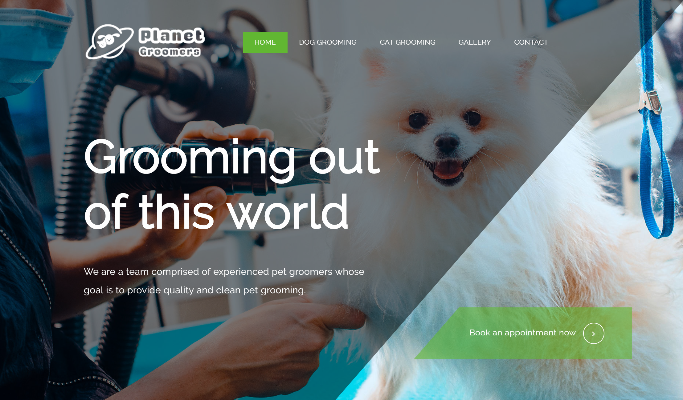 Visit Planet Groomers